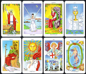 A beginners guide to Tarot Card meaning