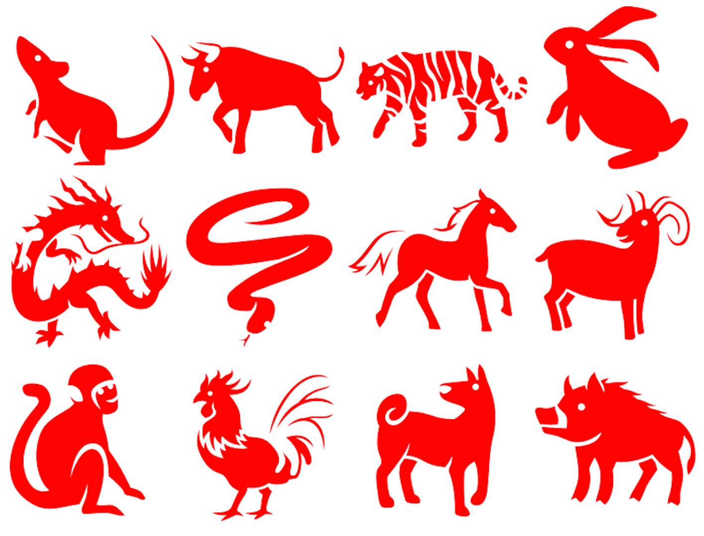 Картинка год животных