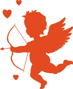 The god of love cupid dating